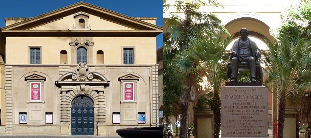 Teatro e Monumento a Gioachino Rossini